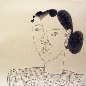 Jim Nutt, 'Tweed (II)', 2005