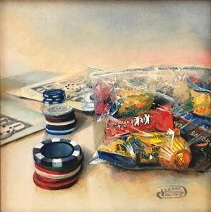 Debra Keirce, 'Candy Bag Bingo', 2019
