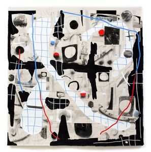 Christopher Iseri, 'Multiverse I', 2020