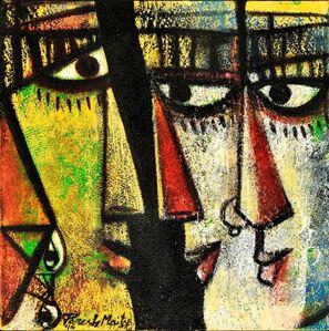 Paresh Maity, 'Vision -IV', 2016
