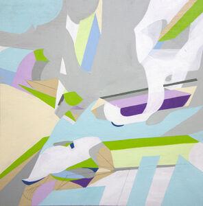 DS LEE, 'Erased memory', 2015