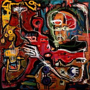 Parmis Sayous, 'Untitled', 2017