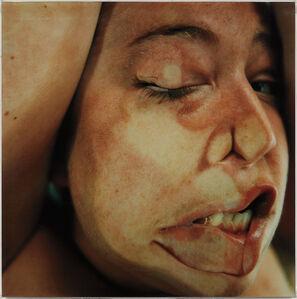 Jenny Saville & Glen Luchford, 'Closed Contact #15', 1995-1996
