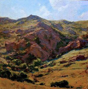 Michael J. Lynch, 'Canyon Shadow', 2020