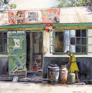 Tony Armendariz, 'Small World', 2013