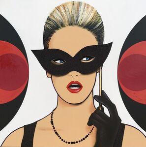 Narcís Gironell, 'Pop mask', 2020