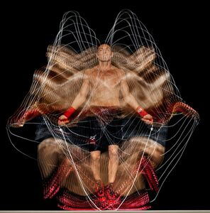 Howard Schatz, 'Boxing Study 1805 Sergio Martinez', 2010