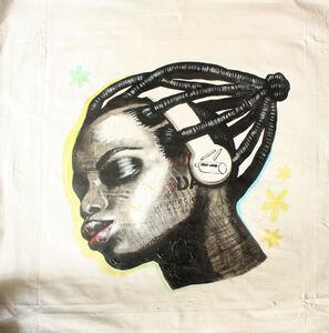 Joseph Eze, 'Afro-Sonic II', 2014