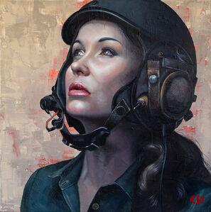 Kathrin Longhurst, 'Clear Sky', 2021