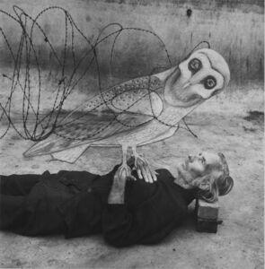 Hans Lemmen, 'I thread the owl call my name', 2016