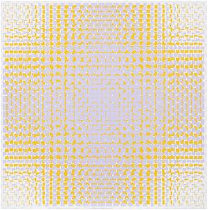 Matti Kujasalo, 'Lilac-yellow', 2016