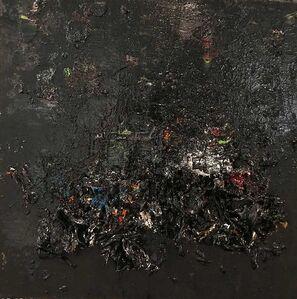 Ismael Lagares, 'Black III', 2018