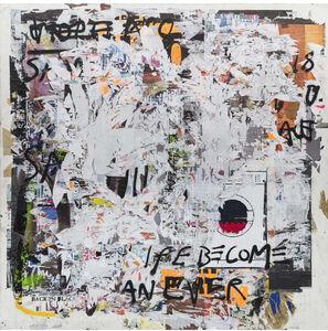 Yonamine, 'Back in Black ', 2015