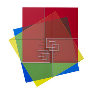 Octavio Herrera, 'Relief ligne blanc', 2017