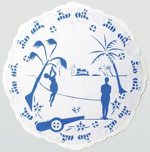 Mary Evans, 'Willow Plate No. 15', 2012