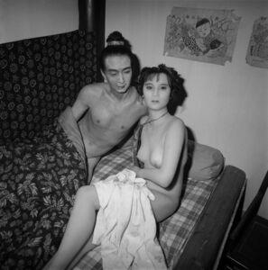 Liu Zheng, 'Waxwork: Emperor and Girl in Fornication, Changping, Beijing', 2000
