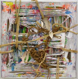 Jon Tsoi, 'Blind Painting', 2013