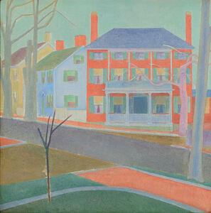 Stefan Hirsch, 'New England (Portsmouth, NH)', ca. 1927