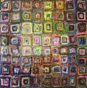 Alyson Vega, 'Lots of Squares', 2020