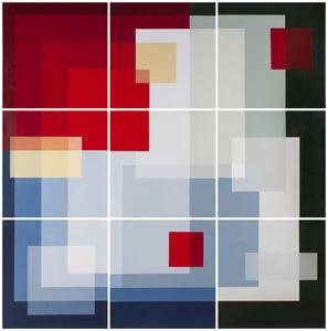 Salvador Santos, 'Geometry composition', 2020