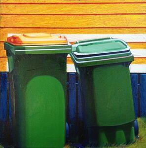 Susan Schmidt, '2 Bins', 2013