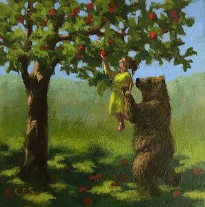 Kate Samworth, 'Apples', 2020