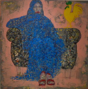 Kourosh Salehi, 'Cock'n High Heals', 2017