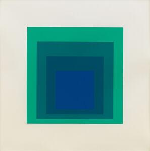 Josef Albers, 'EK Ia', 1970