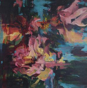 Connie Connally, 'Rose Garden', 2019