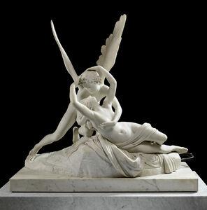 Antonio Canova, 'Psyché ranimée par le baiser de l'Amour (Psyche revived by Cupid's Kiss)'