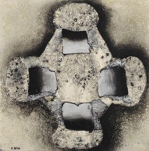 Asher Bilu, 'Prajna', 1967