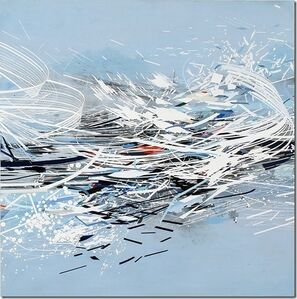 Reed Danziger, 'Blue Migration', N/A
