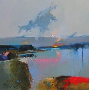 Peter Wileman, 'Fireglow'