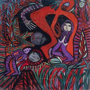 Janet Sobel, 'Untitled', ca. 1945