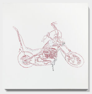 James Oliver, 'American Ride', 2012