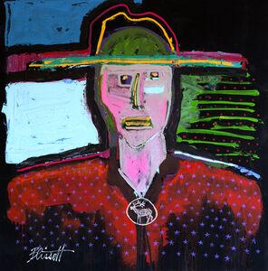 Larry Blissett, 'Semi-Cosmic Johnny', 2018