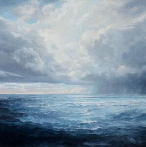 Victoria Adams, 'Shimmer Sea', 2017