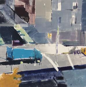 Lisa Breslow, 'Blue Truck 2 ', 2016