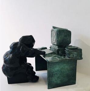 Helen Frik, 'Hard worker-the Netherland  ', 1997