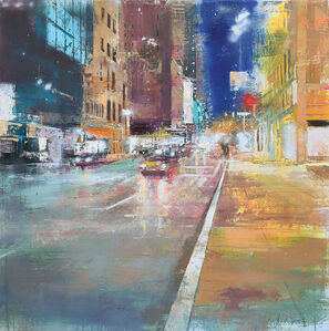 Pedro Rodriguez Garrido, '5th Avenue, New York', 2018