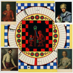 John Ashbery, 'Mannerist Concerns', 2008