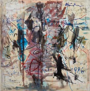 Hans Staudacher, 'Untitled', 1986