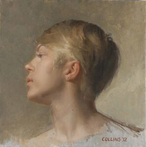Jacob Collins, 'Lilia', 2012