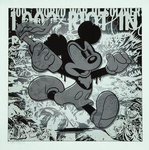 Dillon Boy, 'Mad Mouse (Black)', 2016