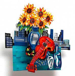 David Gerstein, 'City Celebration', 2007