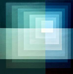 Salvador Santos, 'Spiritual geometry I', 2020