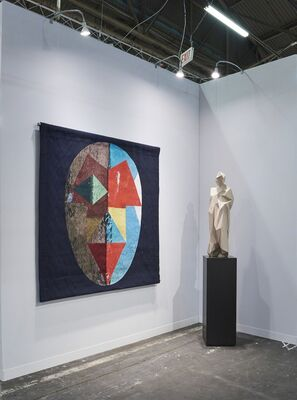Galeria Nara Roesler at The Armory Show 2019, installation view