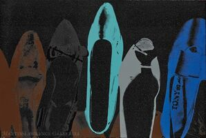 Andy Warhol, 'Shoes, 1980 (#257)', 1980