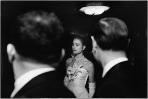 Elliott Erwitt, ' Grace Kelly, New York City', 1956