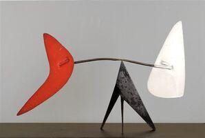 Alexander Calder, 'The Bull'